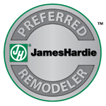 James Hardie Remodeling kansas city